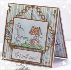 Wishing Well with the Wild Rose Studio Design Team
