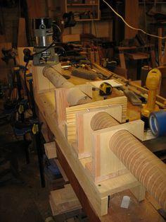 making wooden screws | A Woodworker's Musings