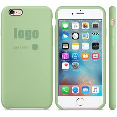 14 colors with logo! for apple iphone plus 2016 New Elegant luxury official  Copy Ultra slim Silicon Hard case cover d74d827859bab