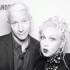 Cyndi Lauper does NOT age.