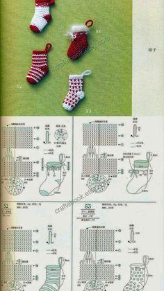 Crochet Ornament Patterns, Christmas Crochet Patterns, Crochet Snowflakes, Crochet Baby Boots, Crochet For Boys, Crochet Christmas Ornaments, Noel Christmas, Crochet Dolls, Knit Crochet