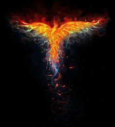 & Out of the ashes... The Phoenix shall rise!