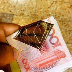 Moneyclip- Diamond Co. Supply