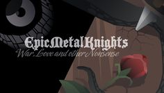 Epic Metal Knights in on Indiegogo now! #madeinitaly #indiegames #videogames