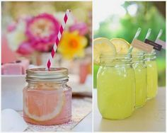 [Details] Reutilizamos tarros y botellas de cristal para decorar