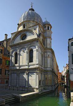 Santa Maria dei Miracoli: Venice, Italy