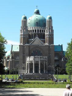 Basilica of the Sacred Heart,Koekelberg  Brussels