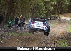 WRC 2015, Rallye Australien, Coffs Harbour, Jari-Matti Latvala, Volkswagen Motorsport, Bild: Volkswagen Motorsport