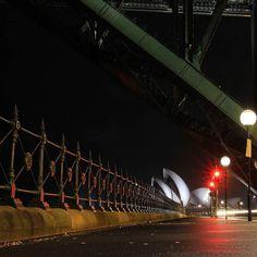 Under the sydney harbour bridge leading up to the opera house #visitnsw #NewSouthWales #hello_bluey #sydneyharbourbridge #australiagram #australiagram_mobile #exploreaustralia #wow_australia #aussiephotos #ig_australia #canonaustralia #ig_captures #ig_shotz_le #ig_master #operahouse #wanderaustralia #focusaustralia #ilovesydney #sydneyfolk by dean.bottle http://ift.tt/1NRMbNv