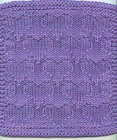 scan0012   Flickr - Photo Sharing! valentine's heart knit dishcloth knittingonthenet.com