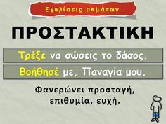 Learn Greek, Greek Language, Grammar, Back To School, Activities, Education, Learning, First Day Of School, Entering School