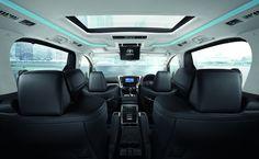 2015 Toyota Vellfire 2.5L
