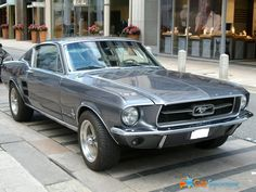 Mustang 67, will you PLEEEEEASE be my car for life? To have and to hold from this day forward?<3