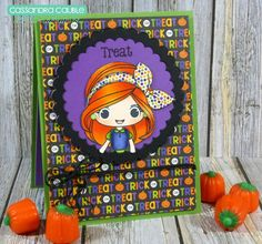 Stamp Anniething ~ Trick or Treat?