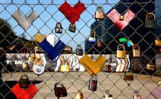 Love locks in Shoreditch More info on the blog: http://teatimeinwonderland.co.uk/lang/en/2013/05/12/lock-your-love-in-shoreditch