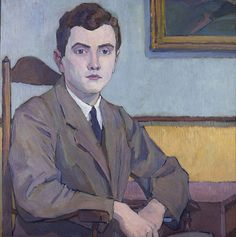 Robert Bevan (England 1865-1925), The Artist's Son, c. 1918.