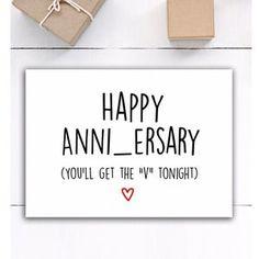 Funny sex Happy Birthday Card for boyfriend Boyfriend Birthday | Etsy