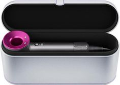Dyson - Supersonic™ Holiday Edition w/ Platinum Storage Case Hair Dryer - Iron/Fuchsia - * The White/ Silver one best*