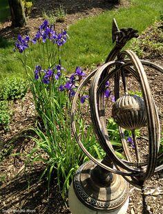 Iris-and-Armillary-Sphere