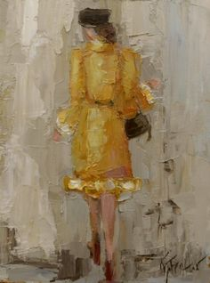 """""""Fashion Ladies by Kathryn Trotter, oil on canvas, x Painting People, Impressionism Art, Painting Inspiration, Lovers Art, Color Mixing, Fashion Art, Kathryn Morris, Oil On Canvas, Cool Art"""