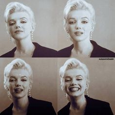 Marilyn Monroe Everyday - Icon People - Ideas of Icon People - My daily personal selection of rare photos of Arte Marilyn Monroe, Marilyn Monroe Photos, Divas, Cinema Tv, Marlene Dietrich, Portraits, Norma Jeane, Amy Winehouse, Brigitte Bardot