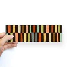 Retro feel color palette - artist Richard Faust