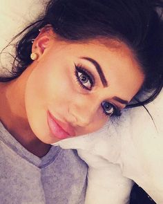 Geordie Shore's Chloe Ferry plans for MORE cosmetic surgery Geordie Shore, Ferry, Party Scene, Woman Crush, Makeup Inspo, Girl Power, Movie Stars, Eyebrows, Chloe