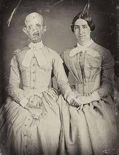 vintage everyday: These 20 Creepy Vintage Photos Will Haunt Your Sleep