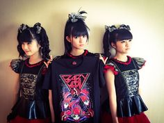 BABYMETAL WORLD TOUR 2015 in JAPAN -THE FINAL CHAPTER OF TRILOGY - YOKOHAMA ARENA