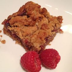 Recipe of the Week: Peanut Butter and Jelly Bars