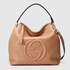 Gucci Women - Soho leather hobo - 408825A7M0G2754