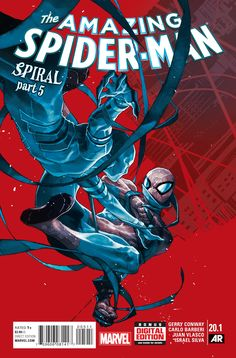 Preview: The Amazing Spider-Man #20.1, The Amazing Spider-Man #20.1 Story: Gerry…