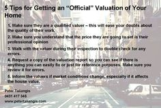 5 tips for getting an official valuation of your home tip 5