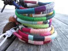 Design your own Nuna Friendship bracelet (1). $17.00, via Etsy.