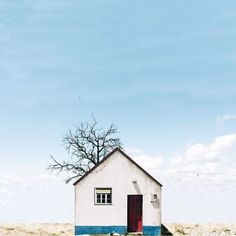 Lonely Houses in Portugal