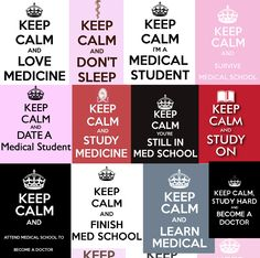 LOVE MEDICINE AND SUVIRVE IN MED SCHOOL TO BECOME ONE DAY INTO A DOCTOR