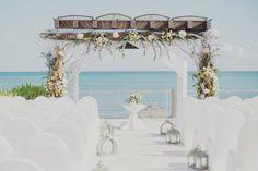   Evelyn + Jose's Wedding, Now Jade Riviera Cancun -