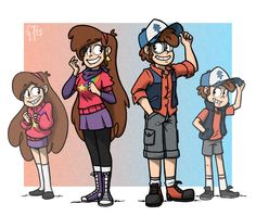 Older Pines by GlancoJusticar on DeviantArt