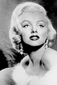 "missmonroes: ""Marilyn Monroe by Frank Powolny, 1953 """