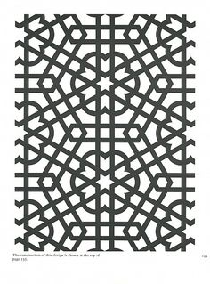 Pattern in Islamic Art - PIA 133