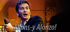 23 Gifts David Tennant Has Graced The World With. Take special note of no. 20, my favorite quote.