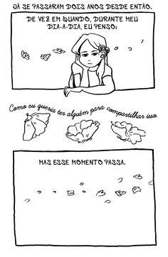 Arromantico Assexual descobrimento p.19 Ilustrações de Kotaline Jones