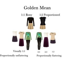 """Golden Mean"" by Your Style Journey on Polyvore"