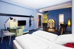 25hours Hotel Frankfurt by Levis XL-Zimmer