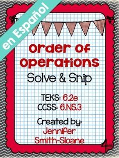 math worksheet : this is the second version of the order of operations worksheet  : Order Of Operations Worksheets In Spanish