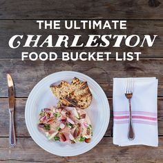 Check out our list of 49 best places to eat in Charleston SC for the ultimate foodcation. Seafood lovers especially are in for a treat!