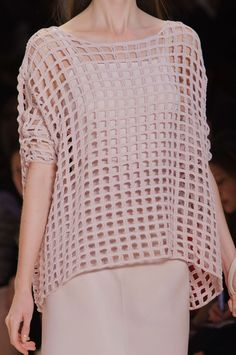 Akris at Paris Spring 2015 (Details)