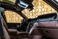Rolls-Royce Cullinan by Mansory - Hollmann International - Germany - For sale on LuxuryPulse. New Rolls Royce, Rolls Royce Cullinan, Wide Body Kits, Head Up Display, High Beam, Luxury Suv, Germany, Deutsch