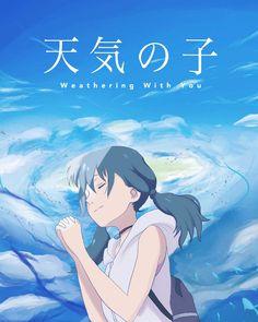 Tenki no ko Film Your Name, Terror In Resonance, Yuri, Highschool Freshman, Ancient Magus Bride, My Little Monster, Kimi No Na Wa, Manga Love, Noragami