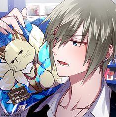 Tags: Anime, Kazari Tayu, Rejet, Yuugen Romantica, Zakuro (Yuugen Romantica), Holding Object